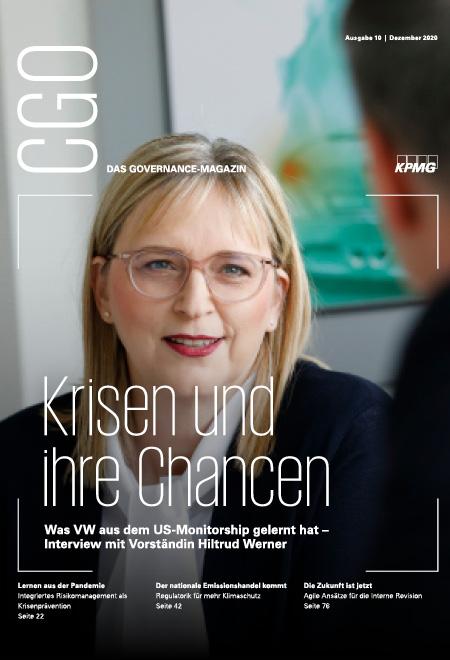 KPMG CGO-Magazin Ausgabe 10