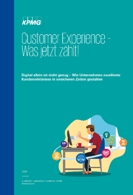 Customer Experience Excellence - Studie 2020