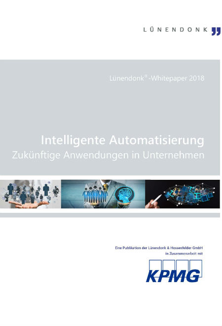 Lünendonk® KPMG-Whitepaper: Intelligente Automatisierung