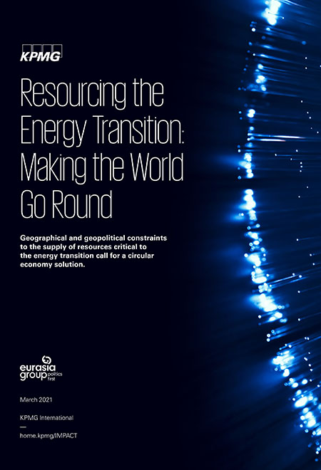Resourcing the Energy Transition - Cover