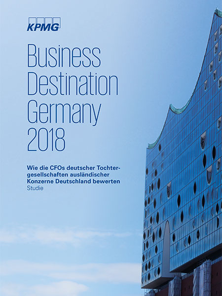 Business Destination Germany 2018