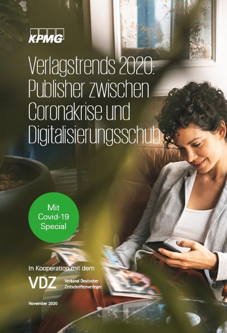 Verlagstrends 2020: Publisher zwischen Coronakrise und Digitalisierungsschub