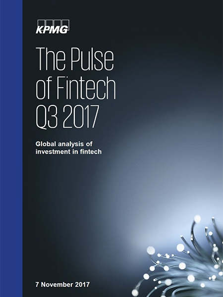 Cover Pulse of Fintech Report 3/2017