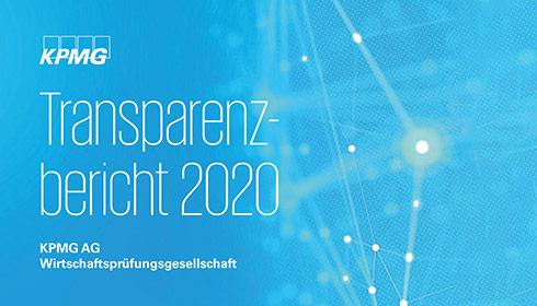 Transparenzbericht 2020